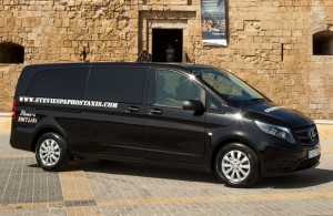 stevies paphos taxi cyprus