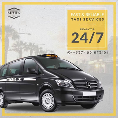 24 hours taxi service evry day stevies taxi