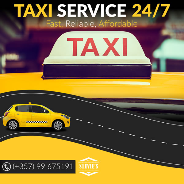 Taxi Transfer Paphos Airport