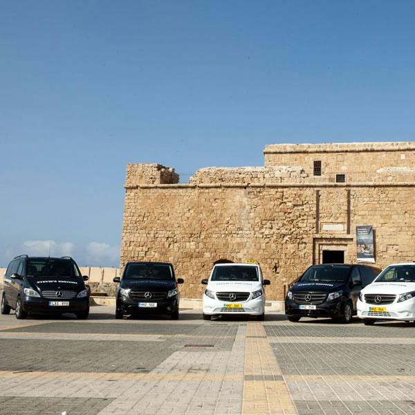 taxi paphos